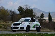 Corrado Peloso, Paolo Carracciu (Suzuki Swift #78, Cars For Fun)