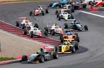 Motorsports: ADAC Formel 4 Oschersleben, Mick Schumacher (GER, Van Amersfoort Racing), Start *** Local Caption *** +++ www.hoch-zwei.net +++ copyright: Juergen Tap / Hoch Zwei +++