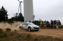 Mauro Trentin, Alice De Marco (Peugeot 207 S2000 #101, Movisport)
