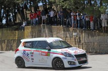 101  Claudio Gubertini, Alberto Ialungo (Suzuki Swift Sport #101, Millennium Sport Promotion)