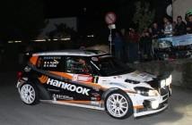 Salvatore Riolo, Alessandro Floris (Skoda Fabia S2000 #6, CST Sport)