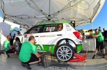 Umberto Scandola, Guido Damore (Skoda Fabia S2000 #2, Car Racing)