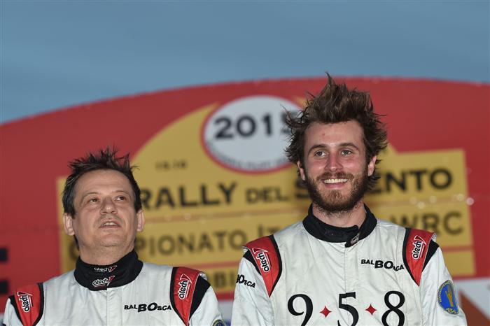 Alessandro Bosca, Roberto Aresca (Citroen DS3 Wrc #4, Eurospeed)