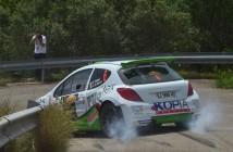 Roberto Vellani, Alice De Marco (Peugeot 207 S2000 #6, Power Team)