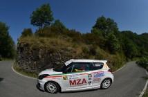 Marco Cappello, Simone Domenico Fabbian (Suzuki Swift #76, Millenium Sport Promotion)
