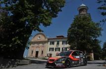 Elwis Chentre, Fulvio Florean (Ford Focus Rs WRC #1, New Driver S Team)
