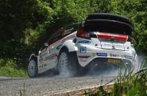 Manuel Sossella, Gabriele Falzone (Ford Fiesta WRC #4, Scuderia Palladio)