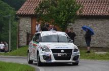 Marco Cappello, Simone Fabbian (Suzuki Swift R1b #90, Millenium Sport Promotion)