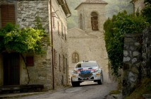 Paolo Andreucci, Anna Andreussi (Peugeot 208 T16, #103) Racing Lions;