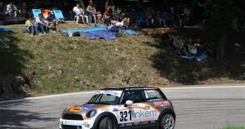 Nicola Novaglio Mini Cooper J Cooper W (Sc Elite Motorsport #321)