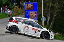 Alessandro Battaglin, Anna Tomasi (Ford Fiesta WRC #11, Rally Team)