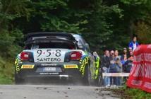 Alessandro Bosca, Roberto Aresca (Citroen DS3 WRC #2, Eurospeed)