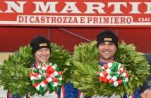 Marco Signor, Patrik Bernardi (Ford Focus WRC #5, Sama Racing Asd)