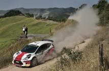 Luciano Cobbe, Fabio Turco (Ford Fiesta R5 #15, Meteco Corse)