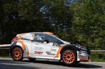 Stefano Baccega, Marco Menchini  (Ford Fiesta R5 #12, Giesse Promotion)