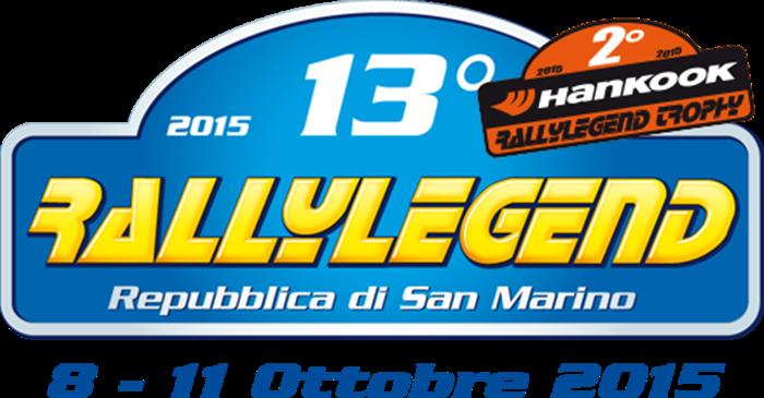 RallyLegend Logo 2015 (Custom)