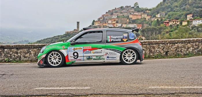 Iscrizioni aperteal 33° Rally della Valdinievole