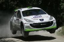 Mauro Trentin, Alice De Marco (Peugeot 207 S2000 #5, Movisport)