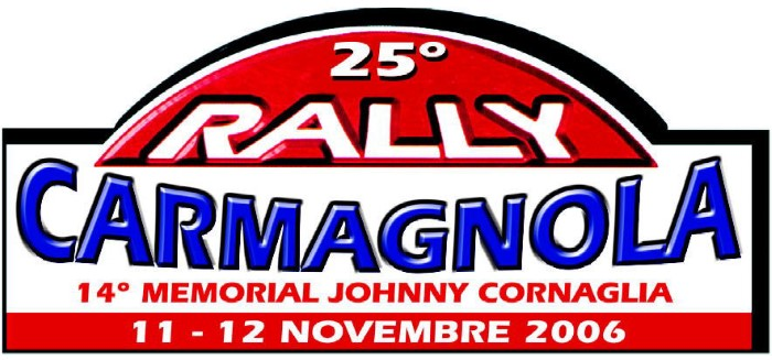 Carmagnola_2006_RALLY CARMAGNOLA 2005 placca (Custom)