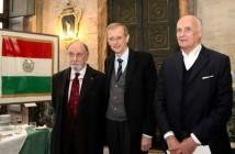Giuseppe Gianoglio, Piero Fassino, Roberto Loi (Custom)