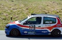 Scheggia_Team Racing Gubbio in azione con Fabio Mariani su Renault Clio (Custom)
