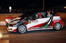 Giorgio Bernardi, Enrico Ghietti (Peugeot 208 R2B #31, Meteco Corse)