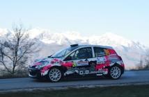 Corinne Federighi, Jasmine Manfredi (Renault Clio R3 R3C #26, Rally Experience)