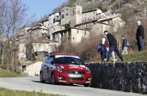 Stefano Martinelli, Natasha Botzari (Suzuki Swift R1B #102, Gr Motorsport)