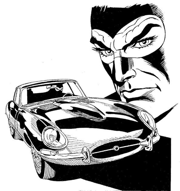 Jaguar Project_Jaguar E Type 3,8 FHC del 1961_diabolik_2 (Custom)