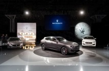 Maserati Levante, debutto USA, salone di New York 2016 (1) (Custom)