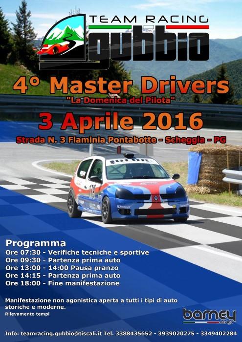 Master Drivers locandina2016 (Custom)