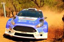 Max Rendina Rally Messico 2016. (Custom)