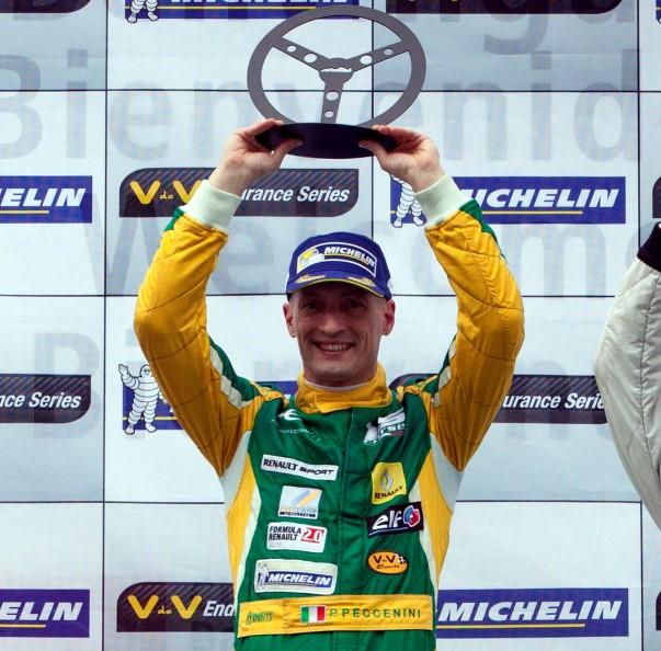 Peccenini Barcellona podio (Custom)