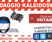 Scatta la seconda puntata delle semifinali del sondaggio pilota Kaleidosweb