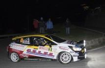 Luca Panzani, Sara Baldacci (Renault Clio R3T #20, Pistoia Corse Sport)