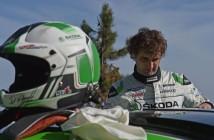 Umberto Scandola (Skoda Fabia R5 #3, Car Racing)