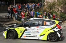Stefano Baccega, Marco Menchini (Ford Fiesta R R5 #8, Giesse Promotion)