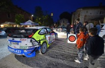 Marco Signor, Patrick Bernardi (Ford Focus WRC #4, Sama Racing A.S.D.)
