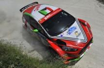Giandomenico Basso, Lorenzo Granai (Ford Fiesta R R5 #2, Sc Movisport Srl)