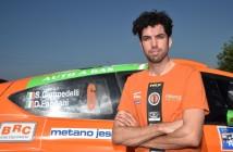 Simone Campedelli (Ford Fiesta R R5 #6, O1 Racing Asd)