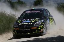 Corinne Federighi, Jasmine Manfredi (Renault Clio R R3C #39, Rally Experience Srl)