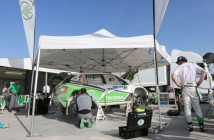 Umberto Scandola, Guido Damore (Skoda Fabia R5 #3, Scuderia Car Racing Ssd)