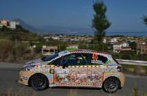 Marco Pollara, Giuseppe Princiotto (Peugeot 208 VTI R R2B #40, CST Sport)