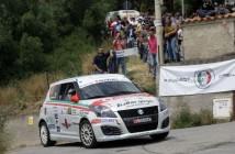 Claudio Vallino, Giorgio Genovese (Suzuki Swift R R1B #107, Meteco Corse Srl)