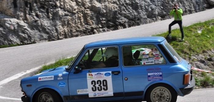 Trofeo Tre Regioni: il Dolomiti a Giacoppo