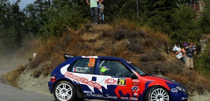 Provincia Granda Rally Club: doppia vittoria al Rally Valli del Bormida