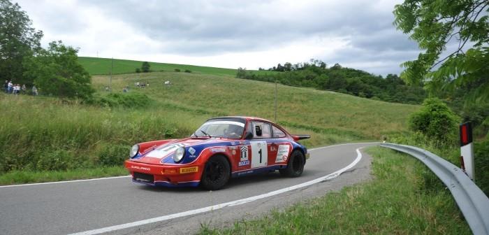 Rally 4 Regioni: esce Musti, vince Canzian