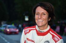 Anna Tomasi (Citroen C4 WRC #1)