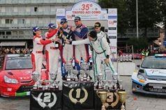Marco Signor e Patrick Bernardi (Ford Focus) dominano il 35° Rally Trofeo ACI Como- Foxtown- ETV