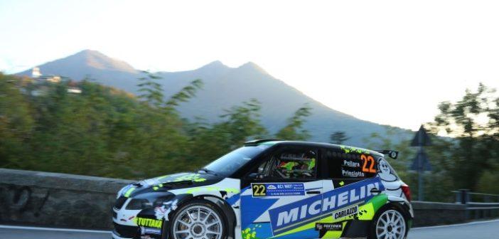 Successo di classe e top ten per Pollara-Princiotto al 35° Rally ACI Como